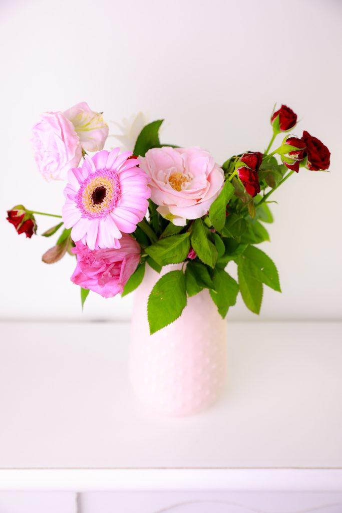 ひつじスタジオお祝い花