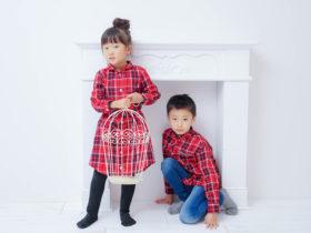 ひつじスタジオキッズフォト作例3
