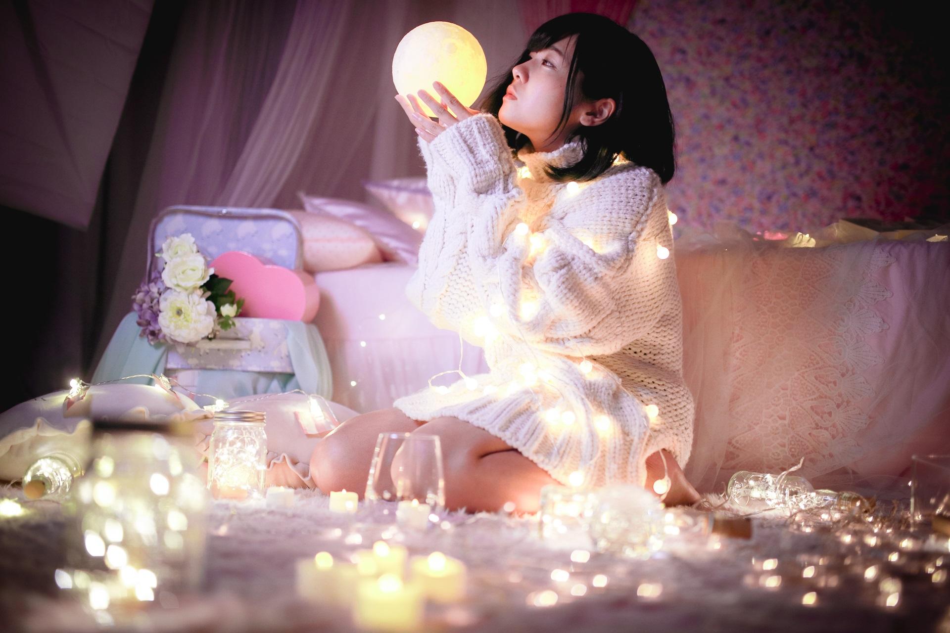 夜のひつじスタジオ 作例 ピンクブース